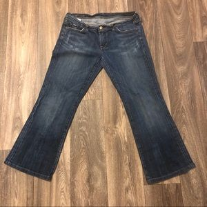 Citizens of Humanity Ric Rac Stretch Flare Jeans